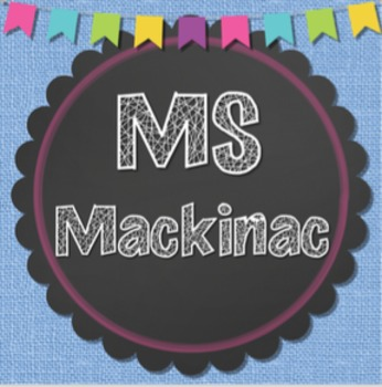 MS Mackinac {Font for Personal Use}