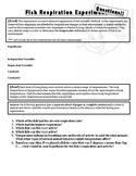 MS NGSS: Fish Respiration Lab Handout