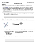MS NGSS: Forces and Motion DBQ