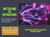 MS-PS1-1 Matter and Its Interactions Notes and Activity Bundle