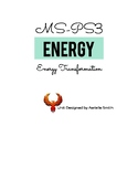 MS-PS3 Transformation of Energy Unit