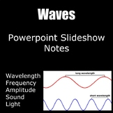 MS-PS4-1 Waves Powerpoint Notes