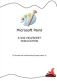 MS Paint for Windows 7 helpsheet