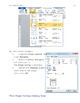 MS Word 2010 Saving & Modifying Page Layout
