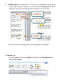 MS Word 2010 Text Basics