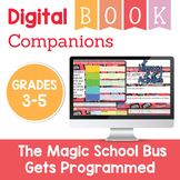 MSB Gets Programmed Digital Book Companion - Grades 3-5