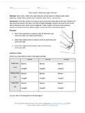 MSC: The Metric System Unit