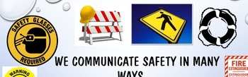 MSDS Lab Safety Activity, PowerPoint, Worksheet, Junior High 5th 6th 7th 8th