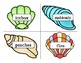 RMSE1: Sight Word Sea Shell Game (Compete Set)