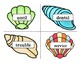 RMSE 1: Sight Word Sea Shell Game (Compete Set)
