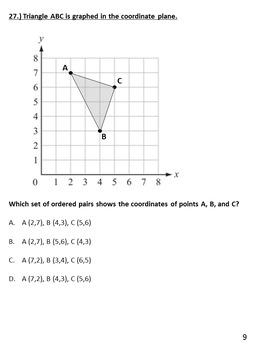 MSTEP Math Practice 5th Grade