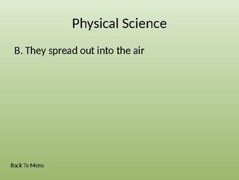 MSTEP Science Jeopardy 5th Grade