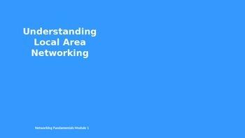 MTA 98-366 Module 1 Understanding Local Area Networks