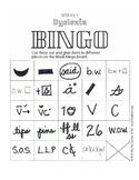 DYSLEXIA RESOURCES: MTA Kit 1 Bingo