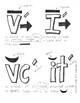MTA Kit 1: My Interpretation of the Vowel Theme Song