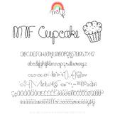MTF Cupcake :: Personal Use :: Miss Tiina Fonts