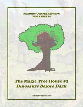 MTH01 Dinosaurs Before Dark Worksheets