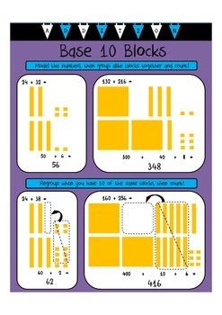 MTI Math Model Posters