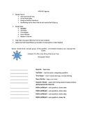 MTSS Agenda RTI Problem Solving