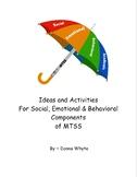 MTSS Social, Emotional and Behavioral Skills