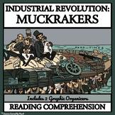 MUCKRAKERS & PROGRESSIVES: THE INDUSTRIAL REVOLUTION - Rea