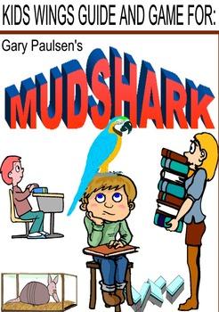 MUDSHARK by Gary Paulsen, The Mudshark Detective Agency is Open!