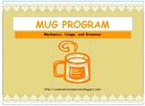 MUG program- Mechanics Usage and Grammar