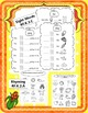 MULTI-GRADE 63 pgs Thanksgiving Language UNIT PK 1 2 Common Core St.