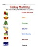 Holiday Celebrations From Many Cultures: Interactive and Fun!