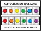 MULTIPLICATION BOOKMARKS