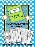 MULTIPLICATION FLUENCY PACK **BEST Systematic Method