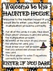 MULTIPLICATION Haunted House