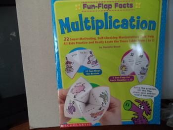 MULTIPLICATION  ISBN0-439-36544-9