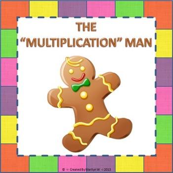 """MULTIPLICATION"" MAN - Long Multiplication Game"
