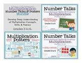 MULTIPLICATION NUMBER TALKS & POSTERS BUNDLE