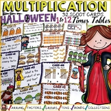 HALLOWEEN MULTIPLICATION SCOOT