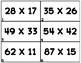 MULTIPLICATION TASK CARDS SET 3
