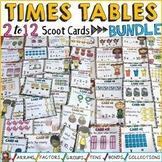 MULTIPLICATION: TIMES TABLES (GROWING) BUNDLE