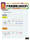MULTIPLICATION TIPS