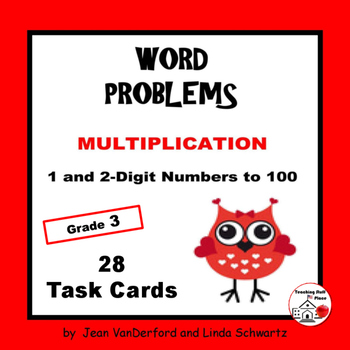 WORD  PROBLEMS to 100  MULTIPLICATION | Humorous Bird Stories | Gr 3 MATH