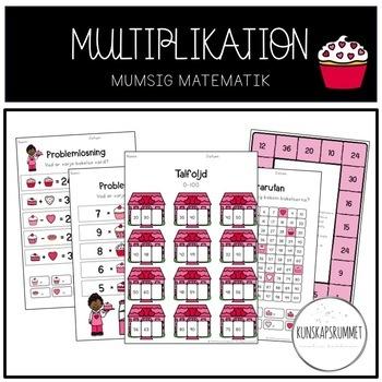 MULTIPLIKATION - Mumsig Matematik