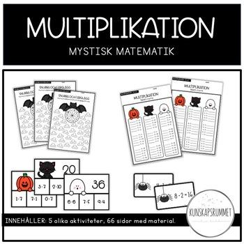 MULTIPLIKATION - Mystisk Matematik