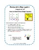 MULTIPLY to 144 Worksheets ... Magic Squares ... Self-checking MATH Gr. 3 Core