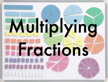 MULTIPLYING FRACTIONS COMMON CORE MATH 4TH-5TH GRADES