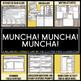 MUNCHA! MUNCHA! MUNCHA! by Candace Fleming Book Companion Activities