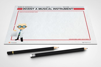 MUSIC ACTIVITY: Invent a Musical Instrument