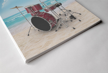 MUSIC: 40 Musical Instrument Posters - Summer Edition [8.5x11]