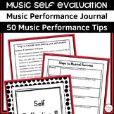 Music Performance Self Evaluation