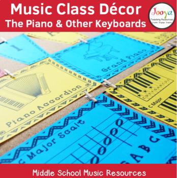 MUSIC- Bulletin Board Kit Bundle