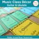 MUSIC- Bulletin Board Kit Bundle